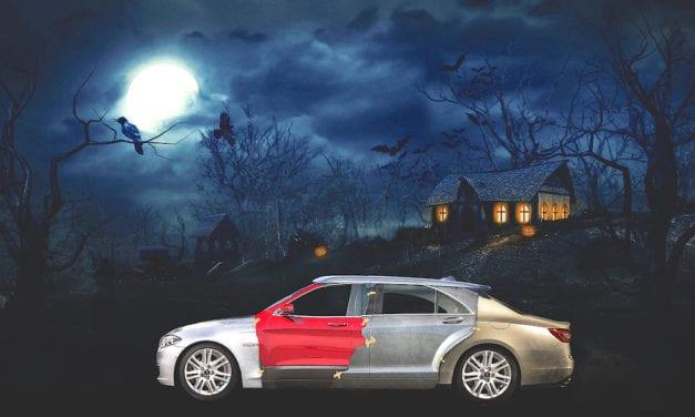Motoreasy's terrifying Franken-car