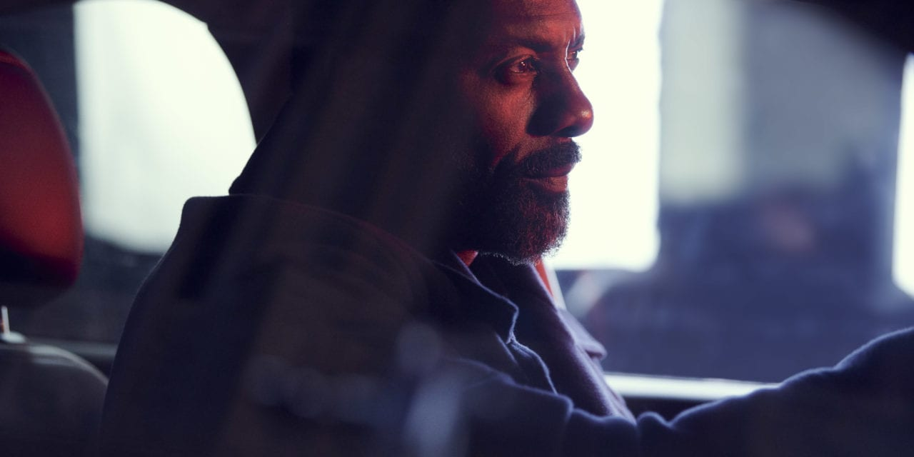 Idris Elba and Ford