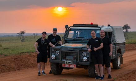 Drive 4 Wildlife delivers animal ambulance to Uganda