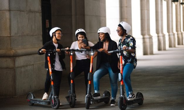 FORD-OWNED SPIN TO EXPAND DOCKLESS E-SCOOTER SERVICES INTERNATIONALLY, LAUNCHING FIRST IN GERMANY AND SETTING SIGHTS ON THE UK AND FRANCE