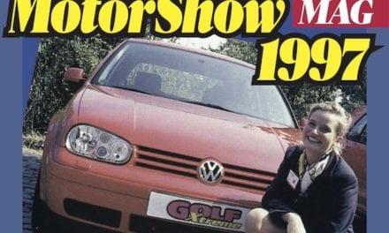 Bangernomics Mag Motor Show Guide 1997