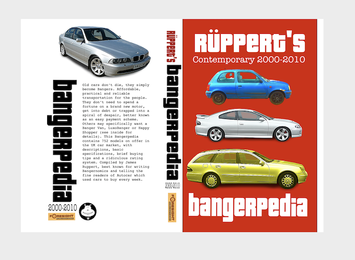 Ruppert's Bangerpedia Book
