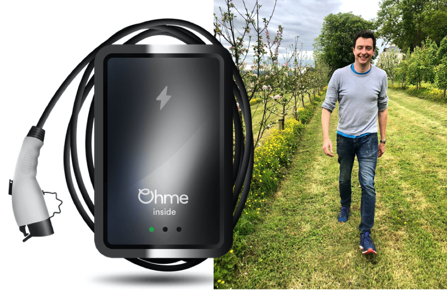 Charging into the future with Ohme-ev
