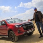 Isuzu D-Max driven by Brown Car Guy