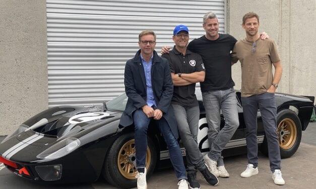 Radford Returns with Motoring Legends