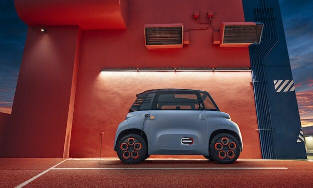 Citroen Ami reviewed by Brown Car Guy