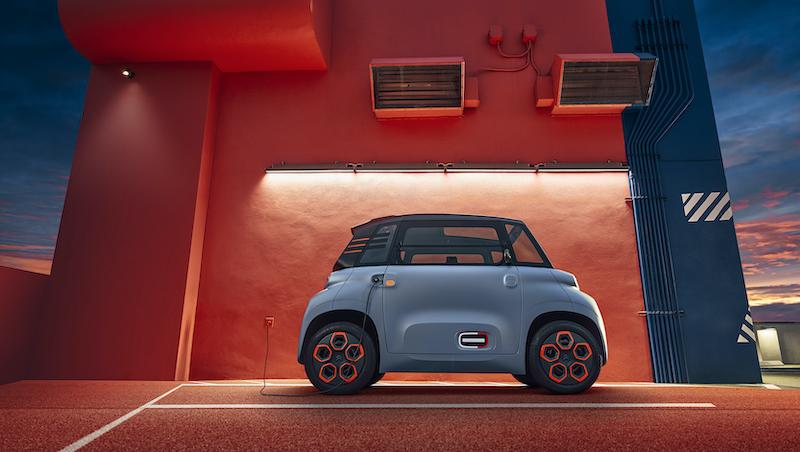 Citroen Ami reviewed by Brown Car Guy