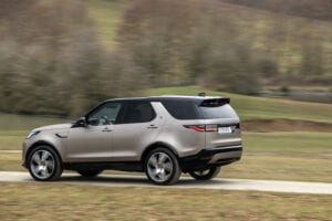 Land Rover Disco rear 300x200 - 2021 Land Rover Discovery Review by Brown Car Guy