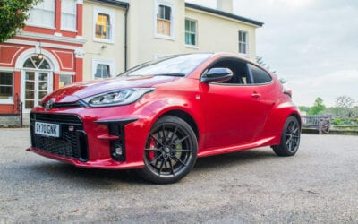Toyota Yaris GR 400x250 - Home Page