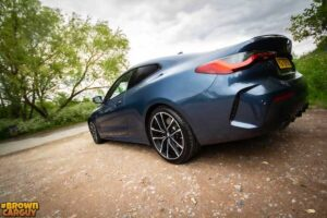 bmw 420i back 300x200 - BMW 420i M Sport Coupe Review