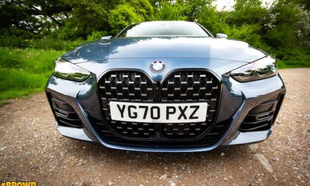BMW 420i M Sport Coupe Review