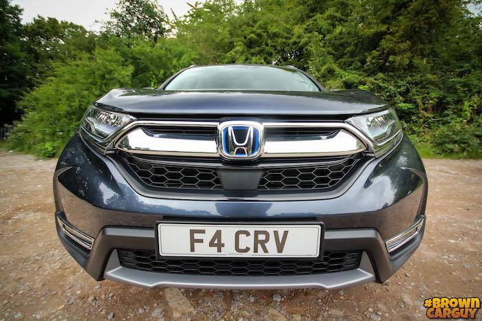 Honda CR-V Hybrid Review