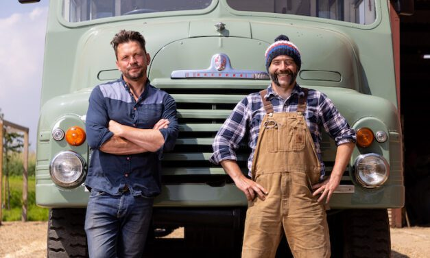 Jimmy Doherty's Dream Builds on Wheels on Quest and Discovery+