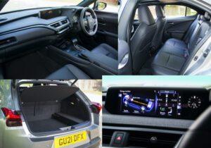 Lexus inside 300x210 - Lexus UX 250h Takumi Road Test Report - Kiran Parmar