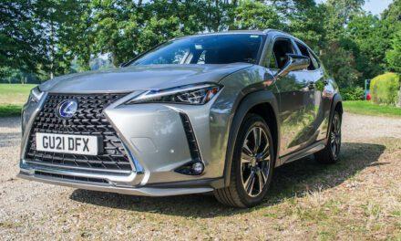 Lexus UX 250h Takumi Road Test Report – Kiran Parmar