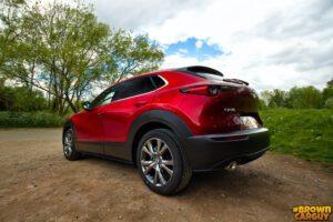 mazda mx30 rear 300x200 - Mazda CX-30 Review