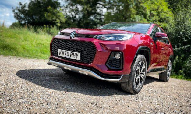 Suzuki Across PHEV Review